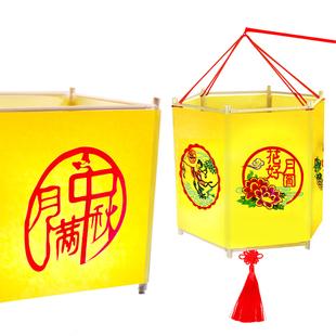 新年燈籠diy幼兒園手工製作材料包